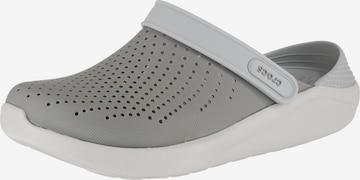 Crocs Clogs 'LiteRide' in Grau