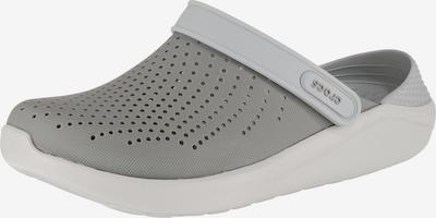 Crocs Clogs 'LiteRide' in grau, Produktansicht