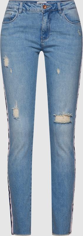 ONLY Jeans 'onlCARMEN' in Blau denim  Bequem und günstig