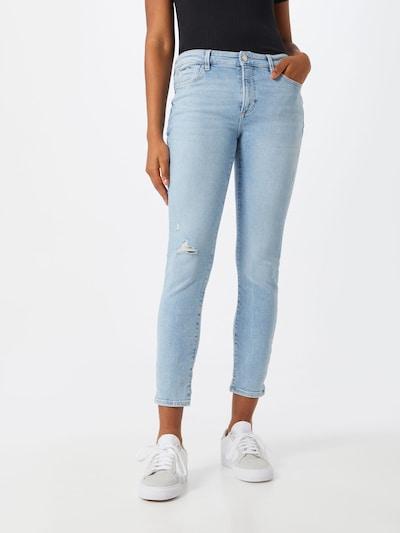 s.Oliver Jeans in himmelblau, Modelansicht