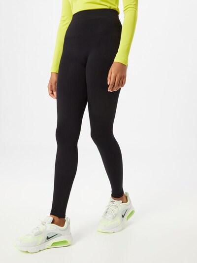 Soyaconcept Leggings 'Kecia 8' in schwarz, Modelansicht
