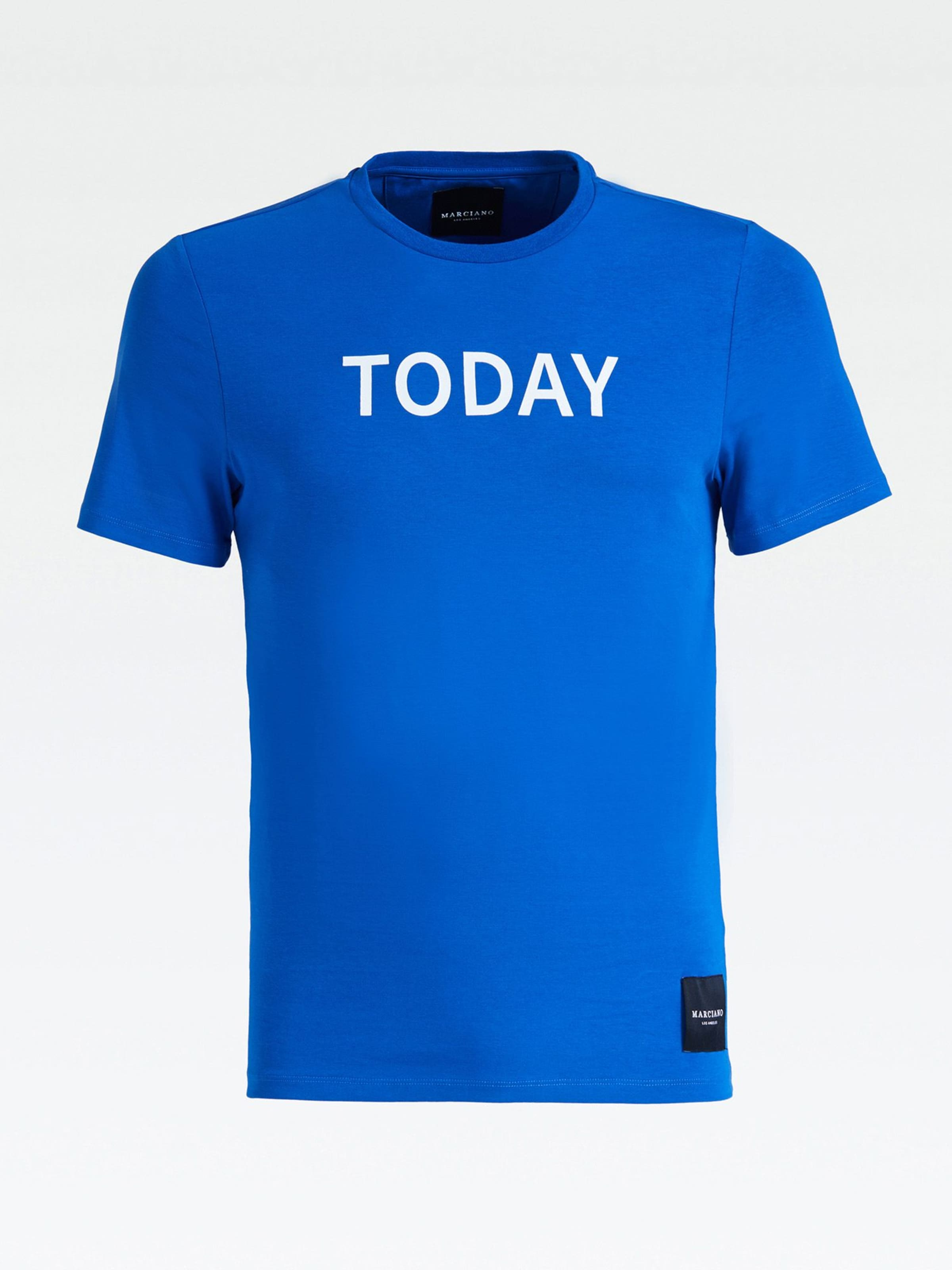 T shirt Angeles BlauWeiß Marciano Los In 54jq3ARL