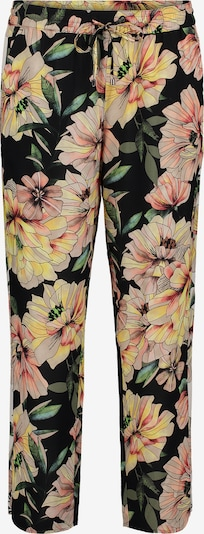 Betty & Co Schlupfhose mit Print in schwarz: Frontalansicht