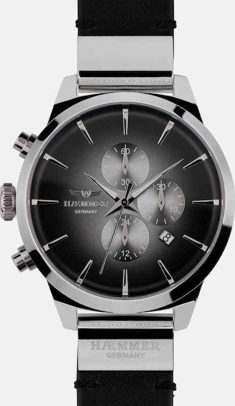 HAEMMER Chronograph 'DETROID, INC-01'