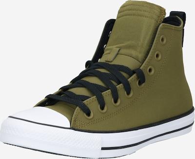 CONVERSE Sneaker 'Chuck Taylor' in oliv / schwarz, Produktansicht