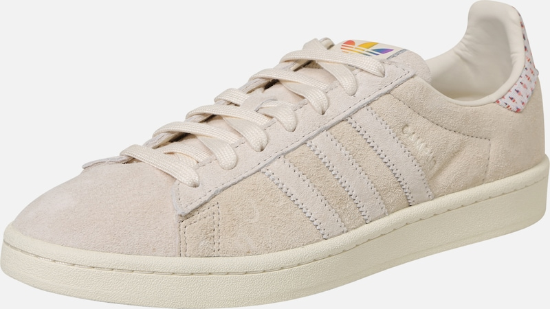 Basses 'campus Adidas En Pride' Baskets Originals Crème wmvn0ON8