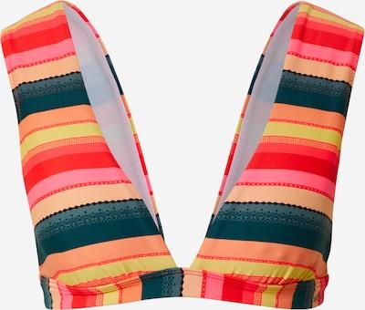 Sutien de costum de baie sport 'EMERALD ' PROTEST pe culori mixte, Vizualizare produs