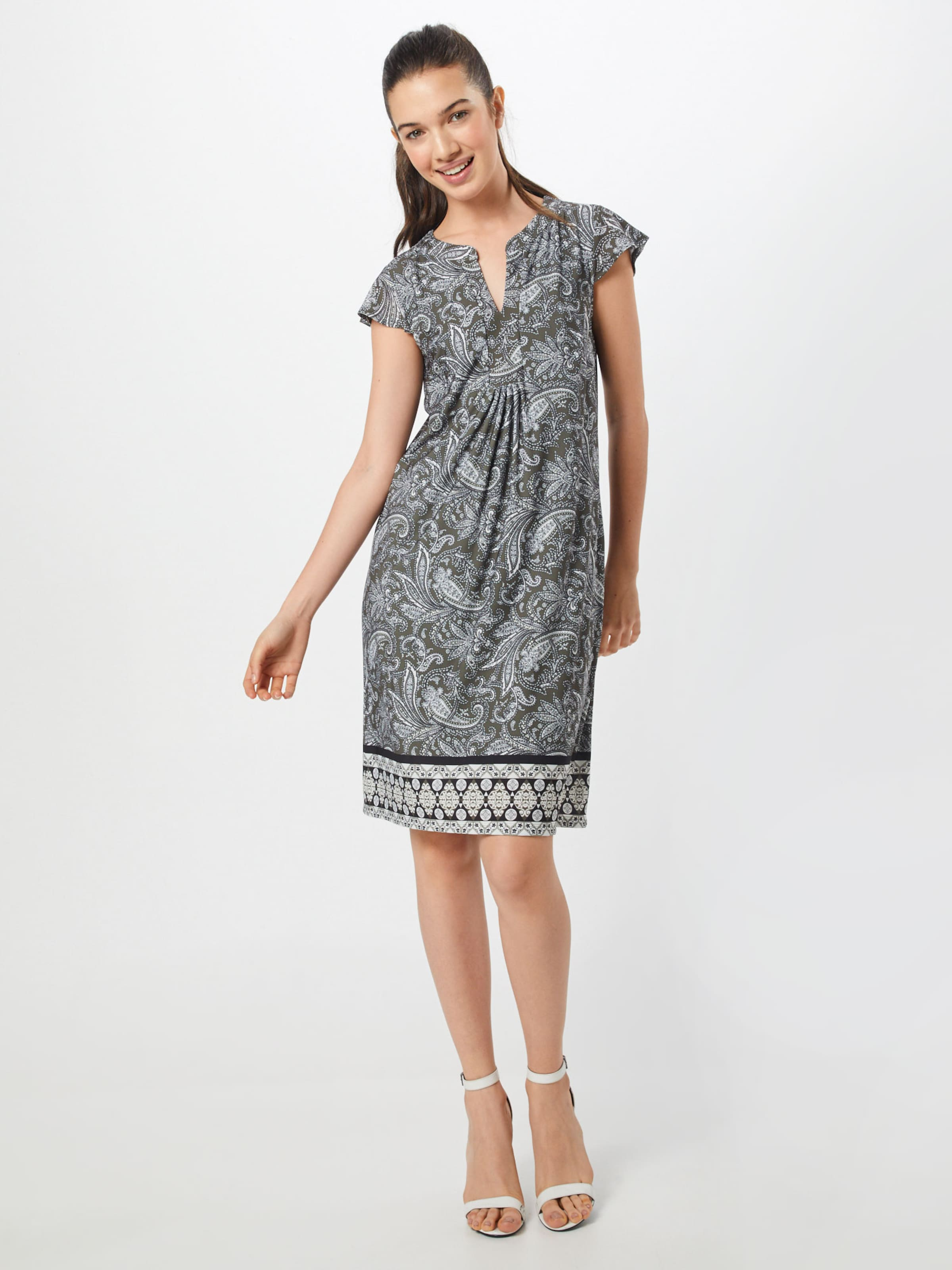 In Moreamp; Kleid Kleid GrauMischfarben Moreamp; In XZiPuk
