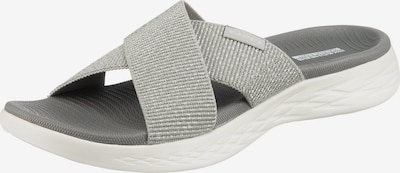 SKECHERS Pantolette 'ON THE GO 600' in grau, Produktansicht