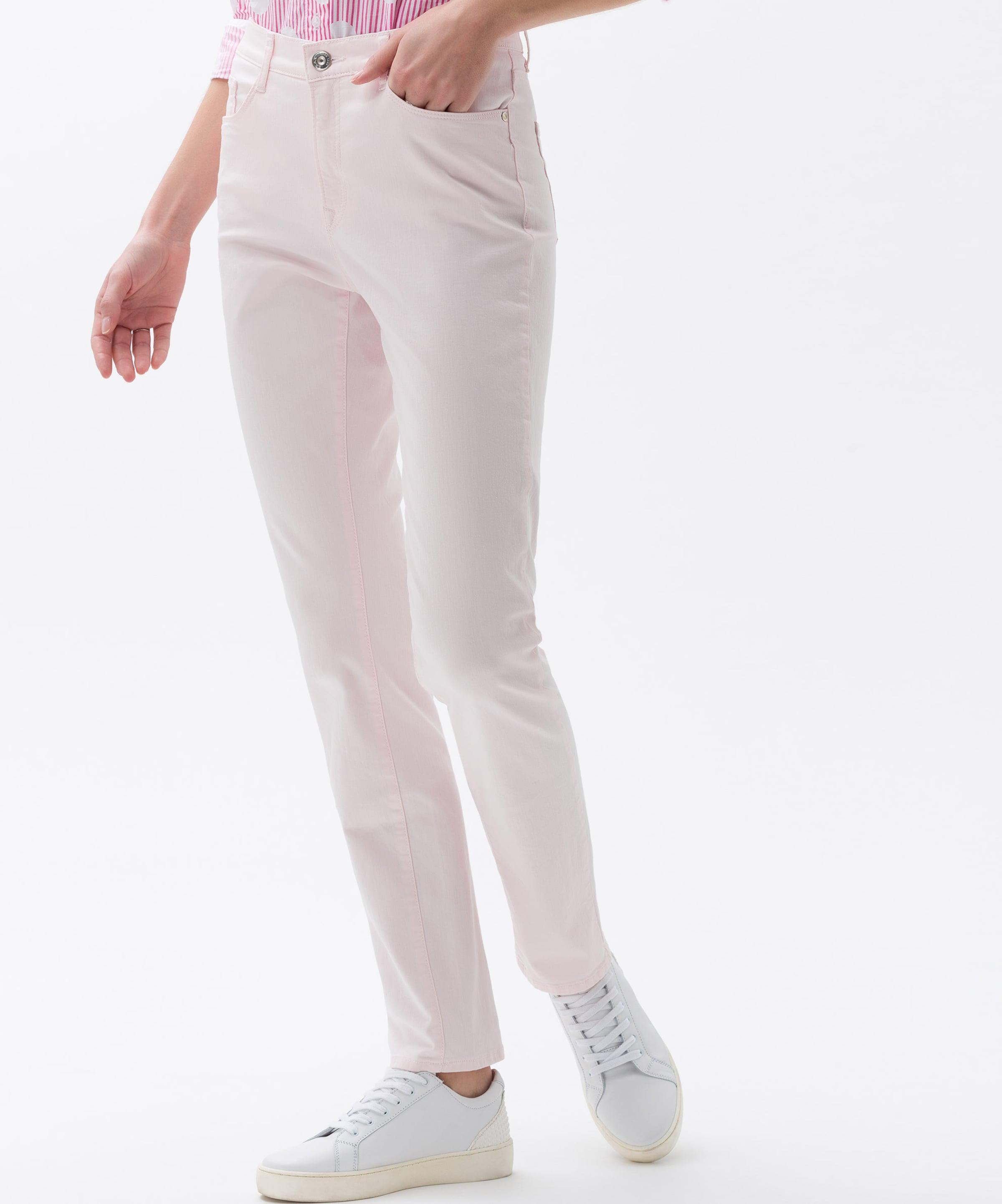 Jeans In 'mary' Brax 'mary' Rosa Jeans In Brax Brax 'mary' Jeans Rosa CBerdox