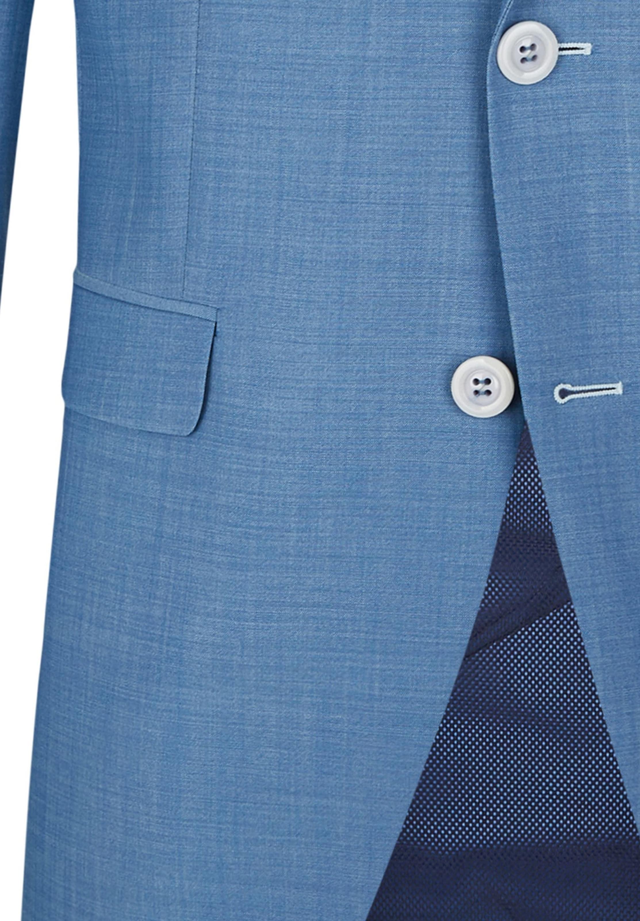 Hechter Hellblau Wear' Sakko 'smart In Daniel HbDIeWYE29