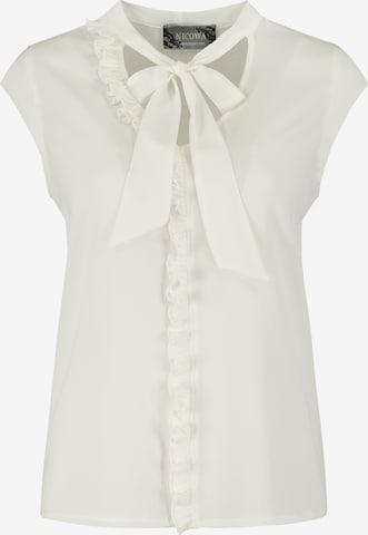 Nicowa Blouse 'OFILDA' in White