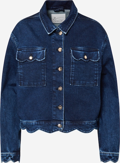 DENHAM Jeansjacke 'WAVE OCEAN' in blue denim, Produktansicht
