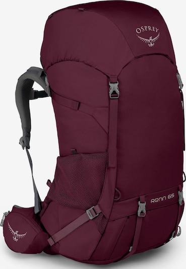 Osprey Trekkingrucksack 'Renn 65' in himbeer, Produktansicht