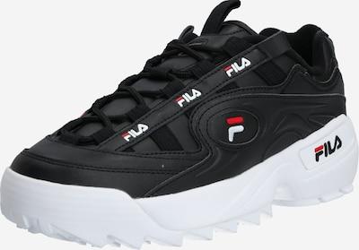 FILA Sneaker 'Heritage D-Formation' in schwarz / weiß, Produktansicht