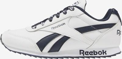 Reebok Classic Sneaker in blau / weiß, Produktansicht