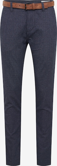 TOM TAILOR DENIM Chinohose in navy, Produktansicht