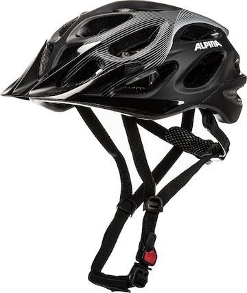 Alpina Helmet in Black