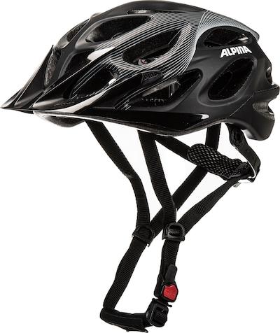 Alpina Fahrradhelm in schwarz, Produktansicht