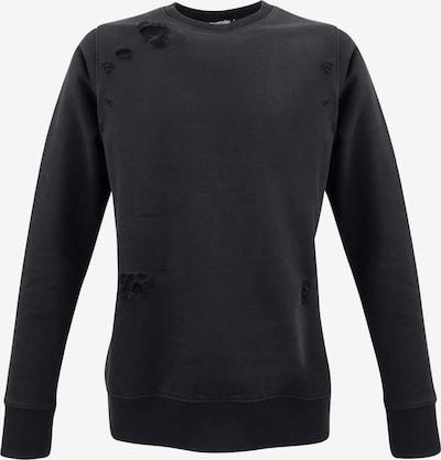 trueprodigy Sweatshirt in schwarz, Produktansicht