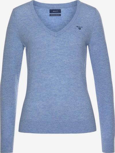 GANT Pullover in rauchblau, Produktansicht