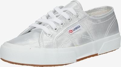 SUPERGA Sneaker '2750-Microlamew' in silber, Produktansicht