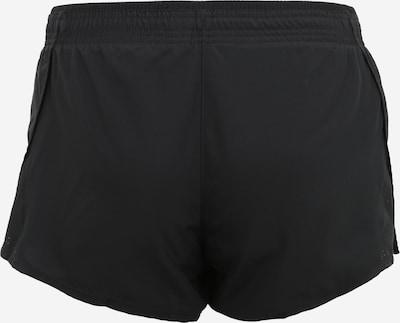 NIKE Sportovní kalhoty - černá: Pohled zezadu
