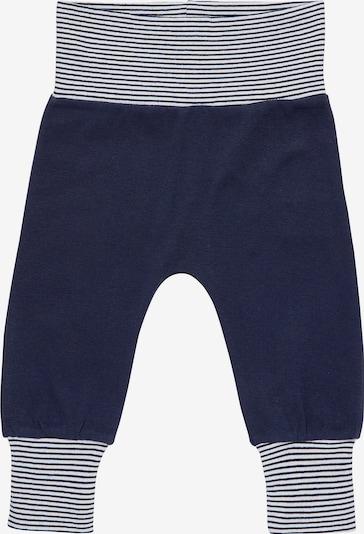 Pantaloni 'SJORS' Sense Organics pe albastru noapte / alb, Vizualizare produs