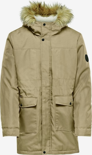 Only & Sons Parka in sand, Produktansicht