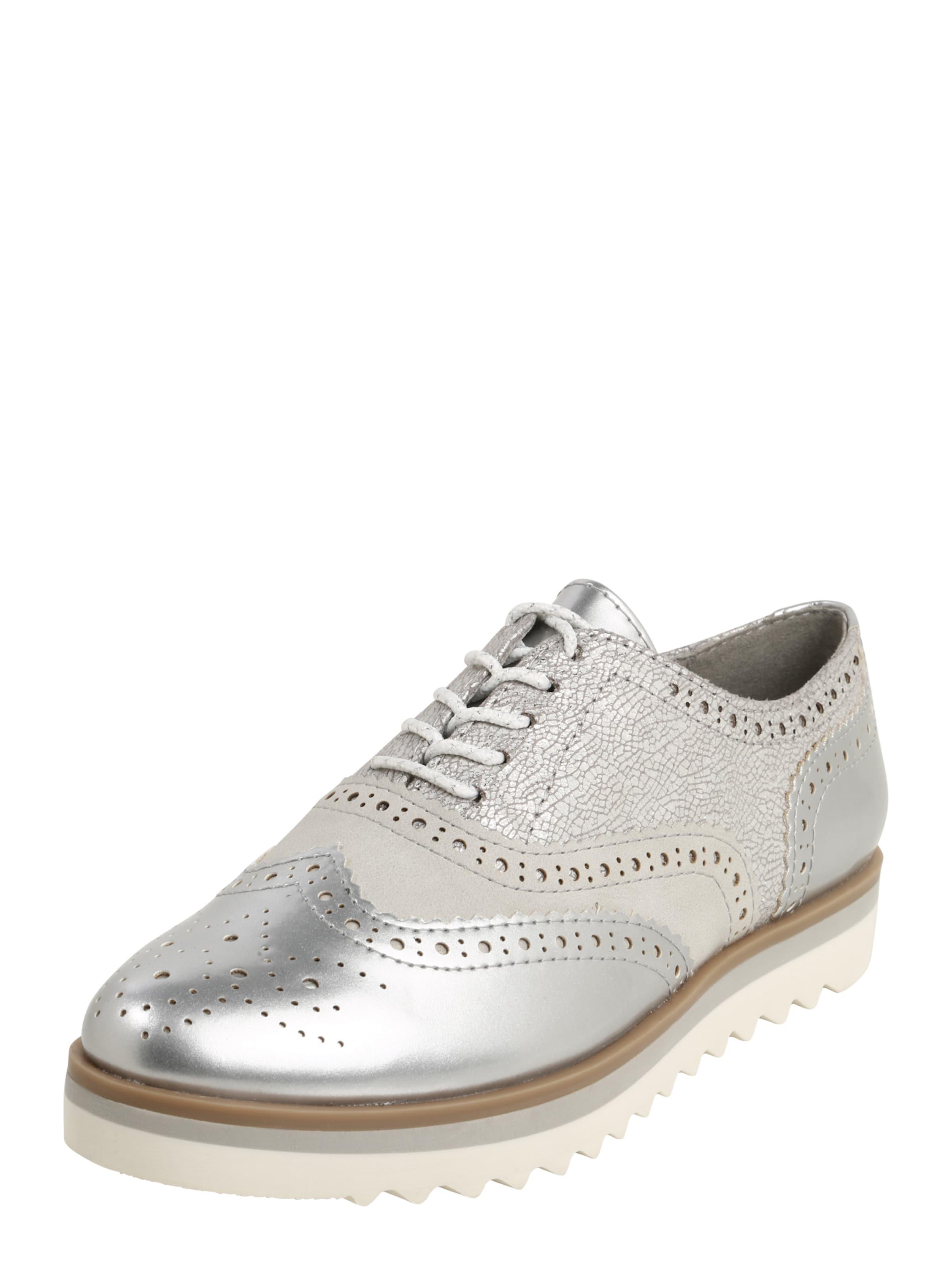 MARCO MARCO MARCO TOZZI   Brogue mit sportlicher Laufsohle Schuhe Gut getragene Schuhe d6aa61