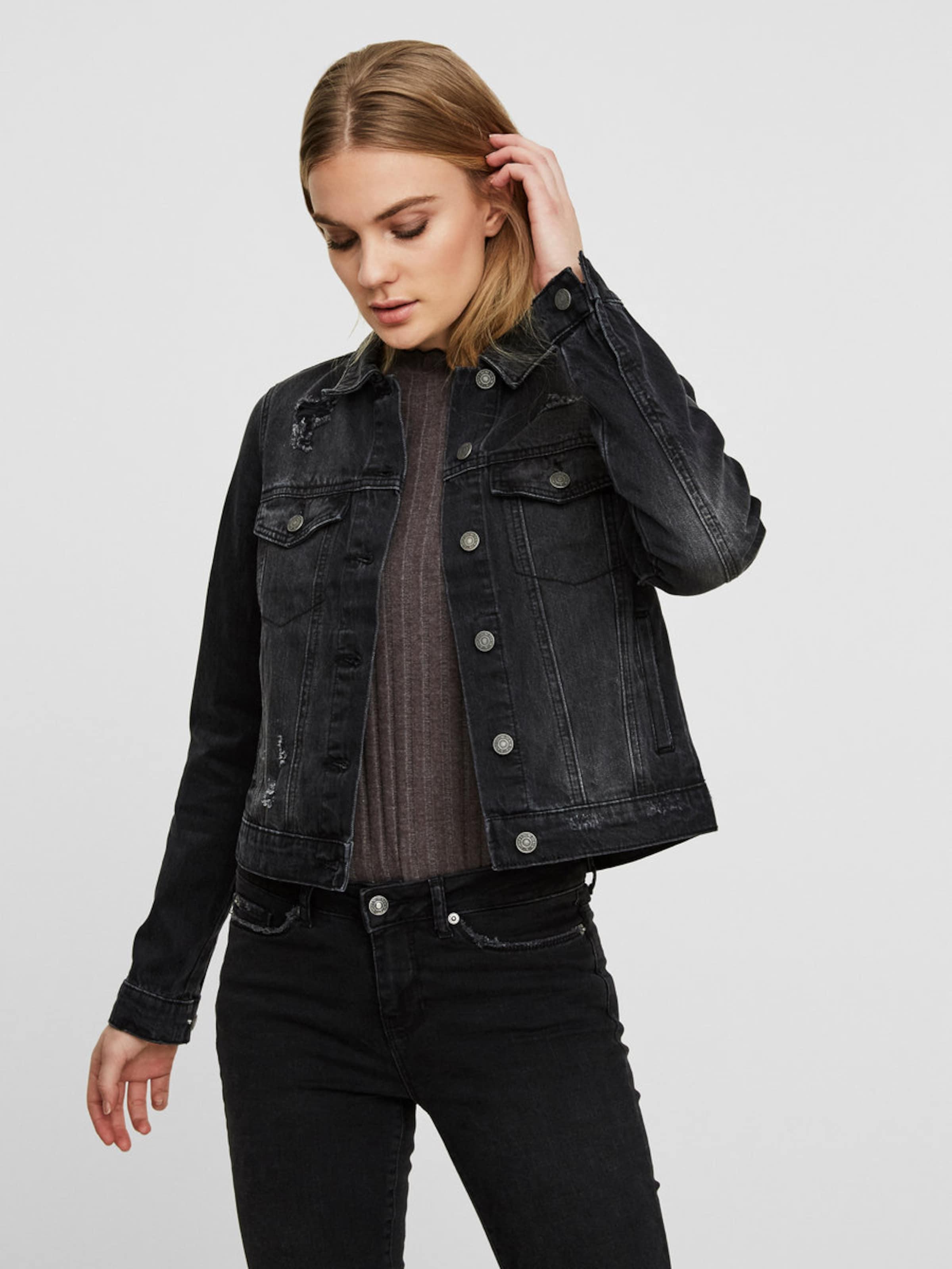 Spielraum Niedrigsten Preis Günstig Kaufen Spielraum VERO MODA Jeansjacke Online-Shop Aus Deutschland Die Günstigste Zum Verkauf Sehr Billig BtI1mr