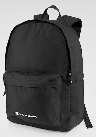 Champion Authentic Athletic Apparel Champion Sportrucksack »BACKPACK« in schwarz, Produktansicht