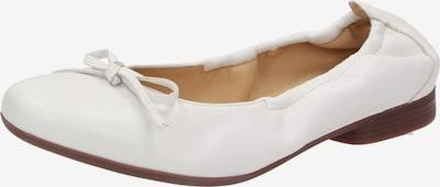 SIOUX Ballerina 'Dorline' in weiß, Produktansicht
