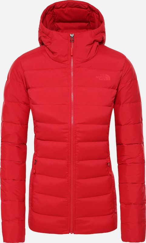 THE NORTH FACE Funktionsjacke in hellrot, Produktansicht