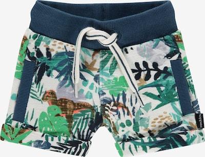Noppies Shorts 'Athol' in dunkelblau / mischfarben, Produktansicht