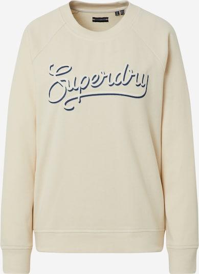 Superdry Sportisks džemperis krēmkrāsas, Preces skats
