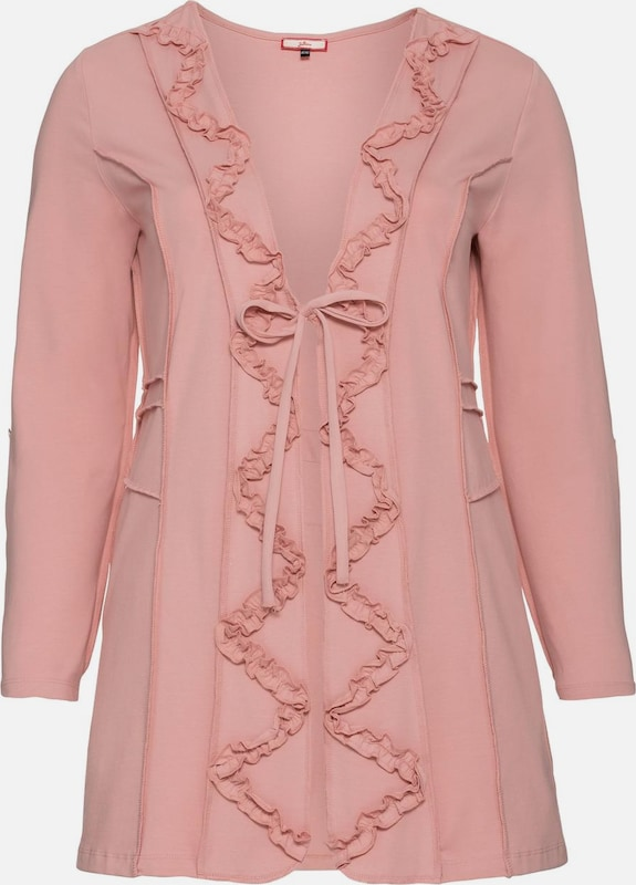 JOE braunS Shirtjacke in rosé  Mode neue Kleidung