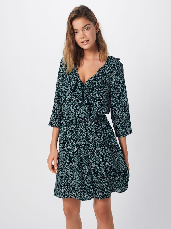 Jurk 'fenna 'fenna DonkerblauwRosa Jurk In DonkerblauwRosa Dress' 'fenna Dress' Dress' In Jurk OPZuTwkliX