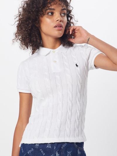 POLO RALPH LAUREN Koszulka w kolorze białym: Widok z przodu