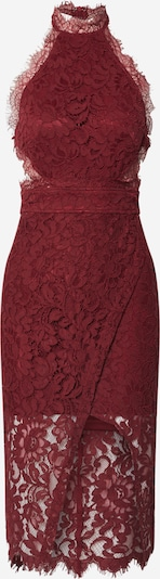 Love Triangle Kleid 'Keepsake' in bordeaux, Produktansicht