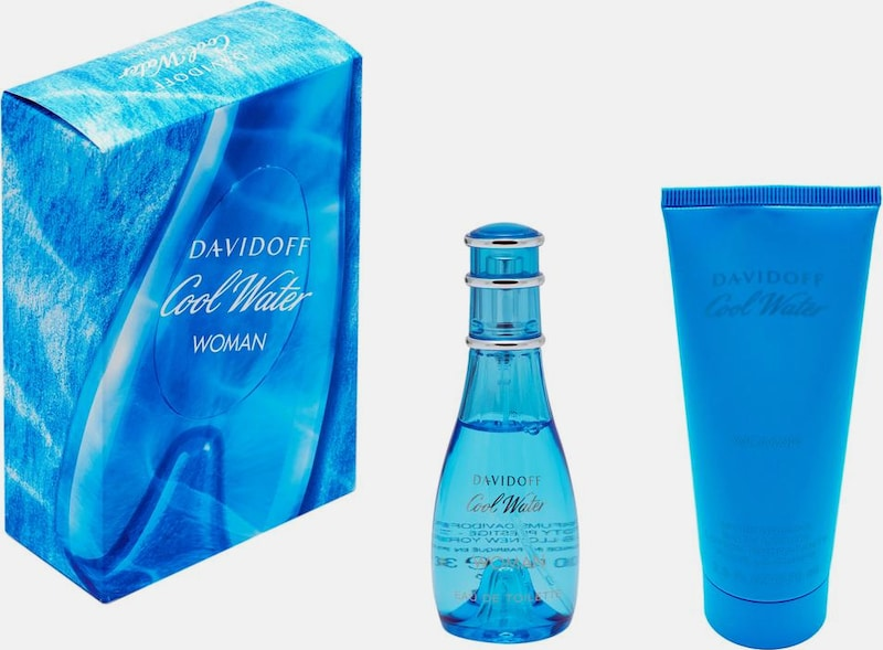 Davidoff Cool Water Wom Set