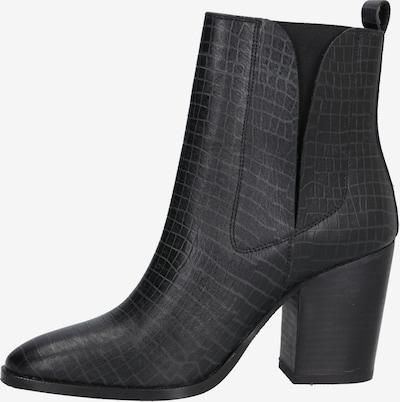 ABOUT YOU Chelsea škornji 'Sina' | črna barva: Pogled od strani