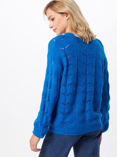 Megztinis 'Joyce' iš ABOUT YOU , spalva - mėlyna: Vaizdas iš galinės pusės