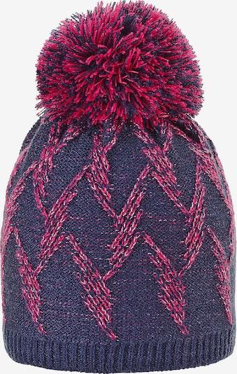 STERNTALER Bommelmütze in blau / pink, Produktansicht