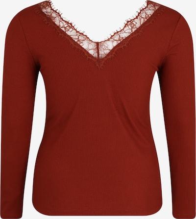 ABOUT YOU Curvy T-Krekls 'Maithe Shirt' pieejami rūsgans: Aizmugures skats