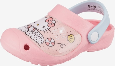 HELLO KITTY Clogs in rosa, Produktansicht