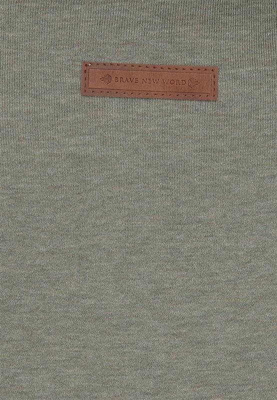 naketano Sweatshirt 65'Darth'