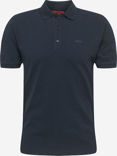HUGO T-Shirt 'Donos201' en bleu, Vue avec produit