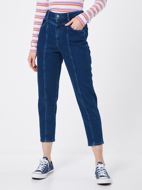 Mavi Jeans 'CLAUDIA' in blue denim, Modelansicht