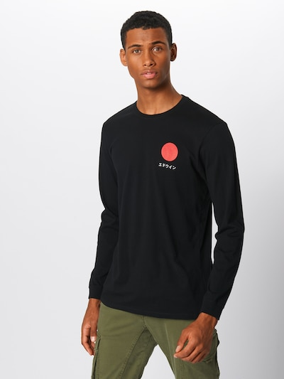 EDWIN Shirt 'Japanese Sun' in Black, Item view
